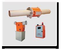 metal detector for blowroom