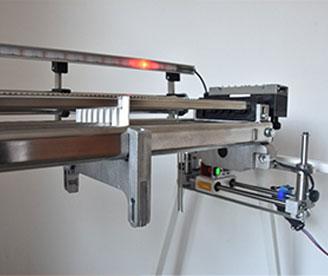laser warp stop motion