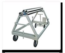 frame batching trolley