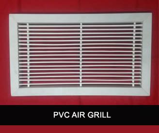 PVC air Grill