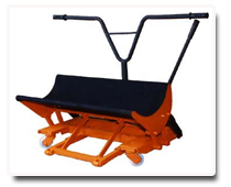 cloth-roll-doffing-trolley
