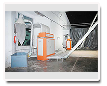 Cotton Contamination Cleaning Machine piotex textile company