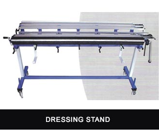 dessing stand
