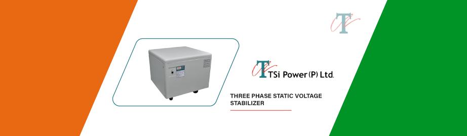Three-Phase-Static-Voltage-TSi Power Piotex